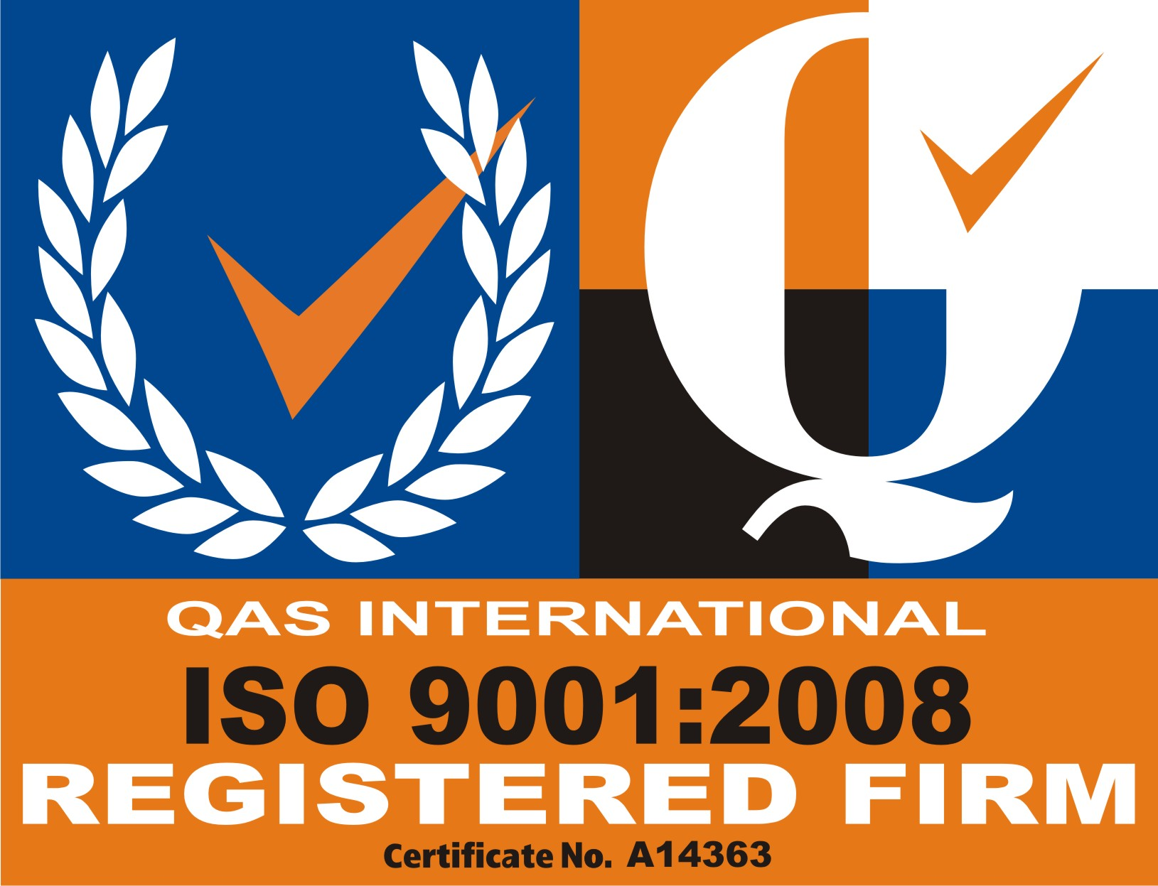 Concept IT are ISO9001 Quality Certified